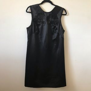 BNWT Leon Max Satin Silk Dress
